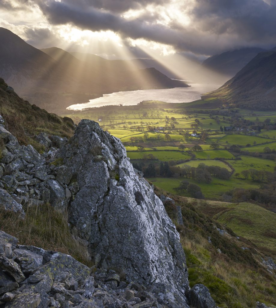 Joe Cornish, Crummock Water