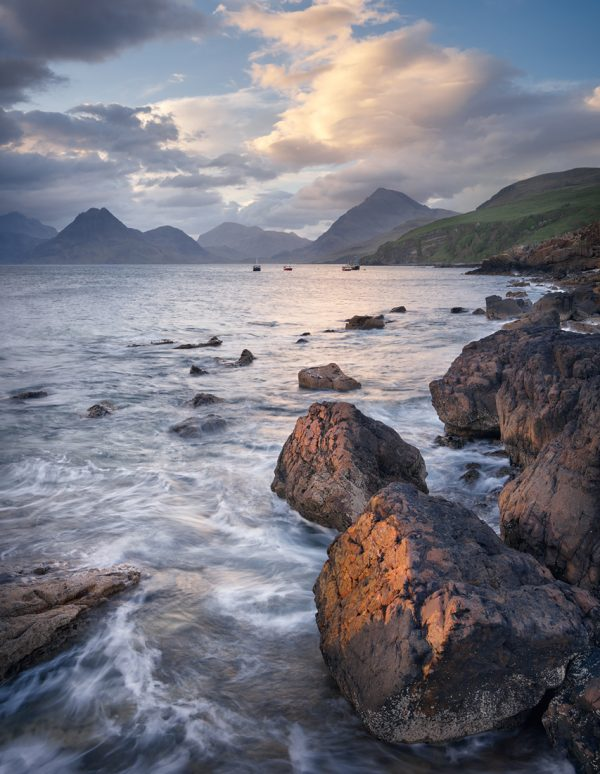 Joe Cornish, Elgol