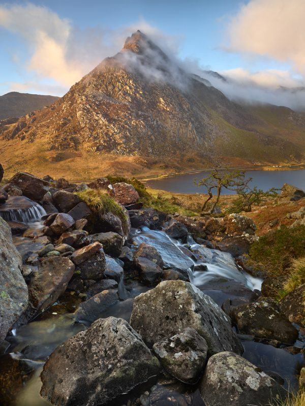 Joe Cornish, Tryfan