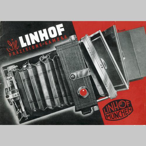 1939: Linhof Prospekt