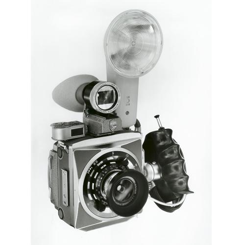 1966: Weitwinkelkamera